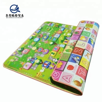 Waterproof Children Play Mats Double Sides Baby Crawling Pads