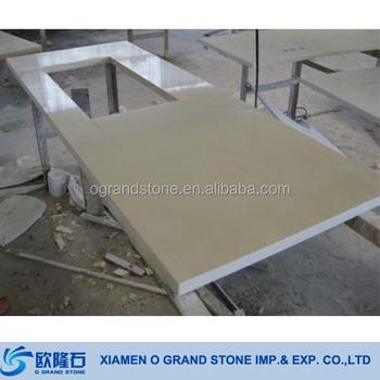 countertops kitchen prefab countertop oc quartz edges granite