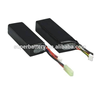 RC truggies 35C 2S 7.4v rechargeable lipo battery 5000mAh lithium polymer battery flat cells pack