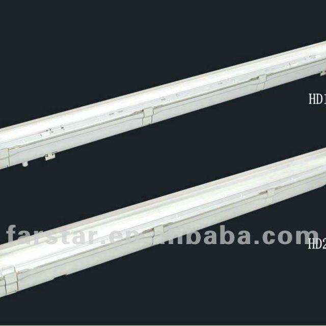 Ip65 Waterproof Lighting Fixture T8 2x36w