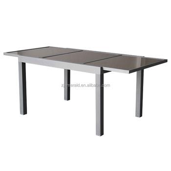 Outdoor Aluminum Patio Extendable Gl