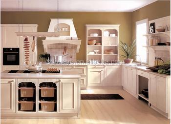 MDF Fashion UV Kitchen Cabinet Design