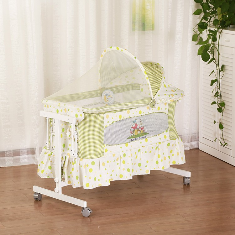 Infant Easy Carring Low Price 8 Colors Cradle Bassinet