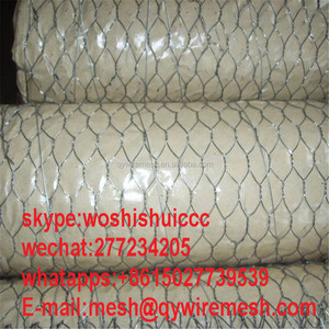 Hexagonal wire mesh, chicken poultry farms fence, chicken wire netting protection fence