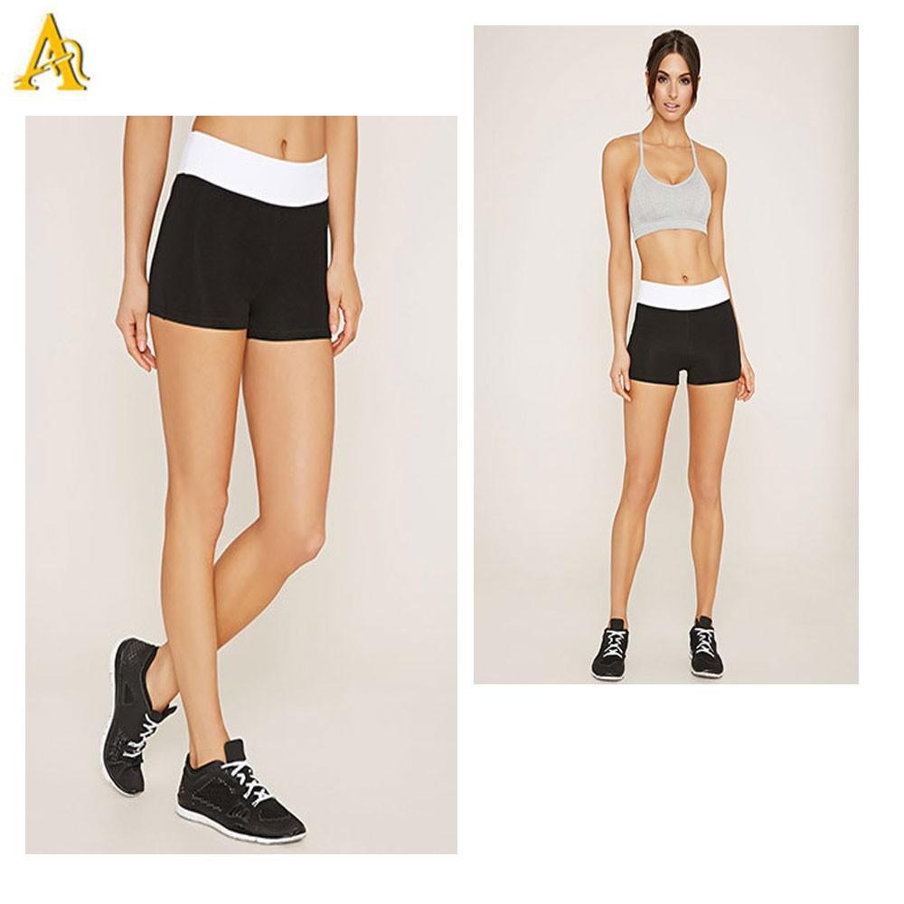 Womens Yoga Shorts Chica Deporte Sujetador Sin Costura Xxx Pho ...