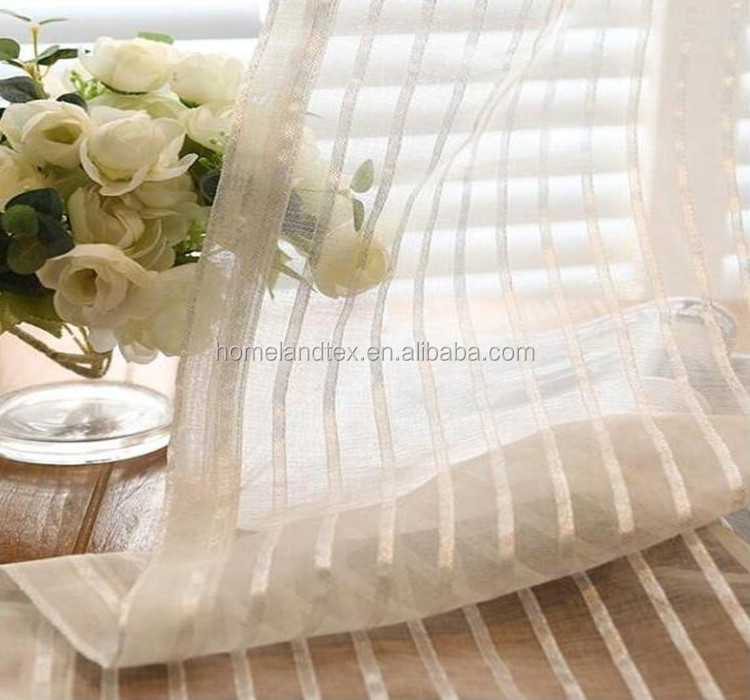 sheer voile readymade curtain