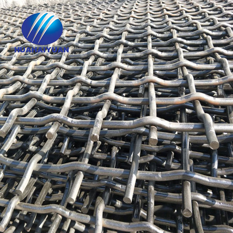 quarry mesh New arrival custom made Reasonable Price 1x10m Carbon Steel screen mesh