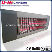 Latest product outdoor using 1500w electric heater