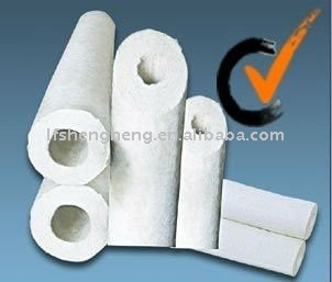 Heat Isulation Aluminium Silicate Pipe