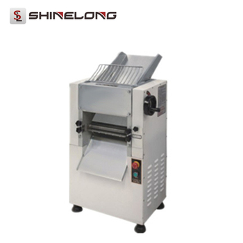 F024 Stainless Steel Bread Dough Knead And Press Machine