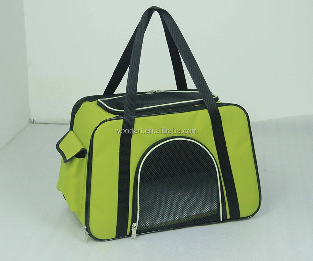 Airline Approved High Quality Foldable Pet Travel Carrier,Transport bag for small pet