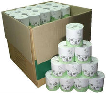 Good quality 3PLY Recycled Pulp Price Hard Toilet Paper Tissue