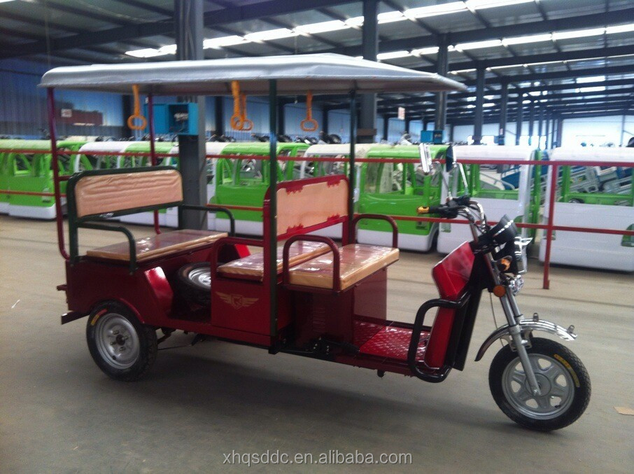 Six-seated Bajaj Three Wheeler Auto Rickshaw Price For Delhi