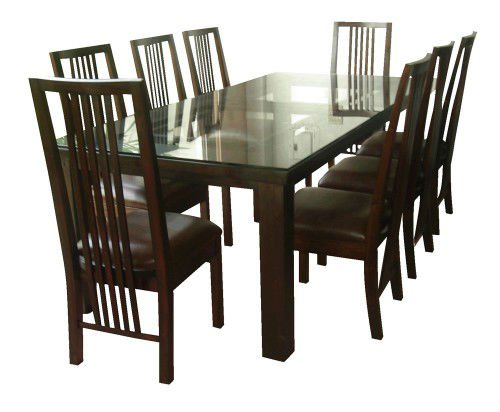 8-seater Rectangular Dining Set - Buy Modern Dining Set Product on  Alibaba.com