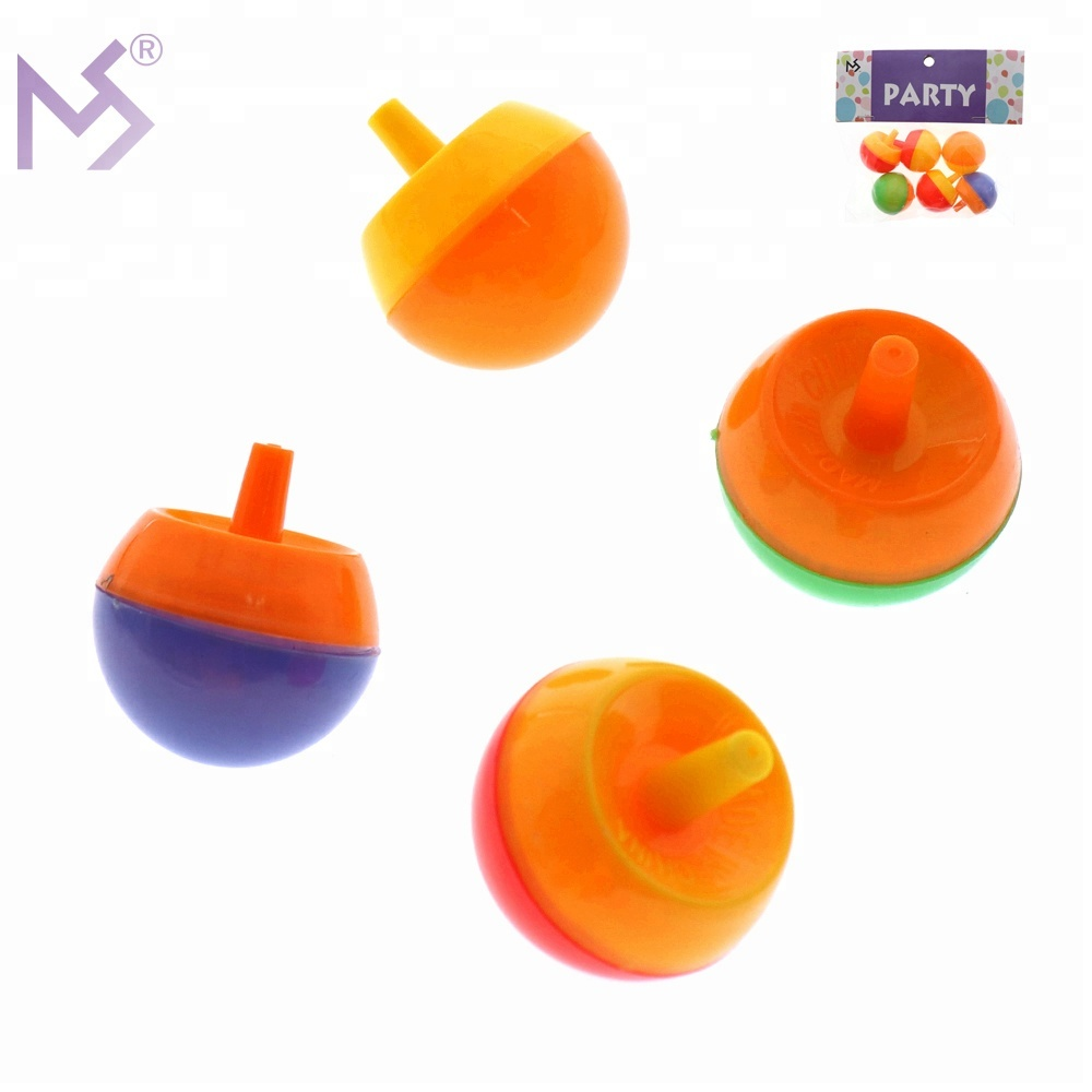 Party giveaway gifts novelty mini spinning top for sale