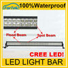Off road 240w combo led light bar offroad 4*4 truck