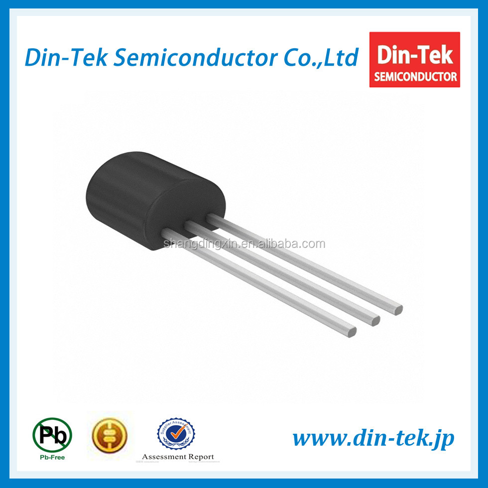 electronic components ic chip 2n5088 TO-92 DIP transistor