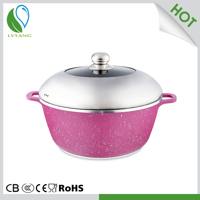 Multi-purpose efficient energy saving Electric Stockpot