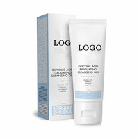 Private Label Best Glycolic Acid Pore Facial Cleanser