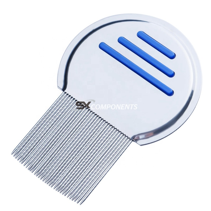 Stainless <strong>Steel</strong> Kids <strong>Hair</strong> Tool Terminator <strong>Comb</strong> Nit Free Rid Head Lice Super Density Teeth Remove Nits <strong>Comb</strong> terminator lice <strong>comb</strong>