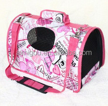 Eco Friendly Unique Dog Suppliers Pet Travel Carriers for Cats Pet Bag Carry