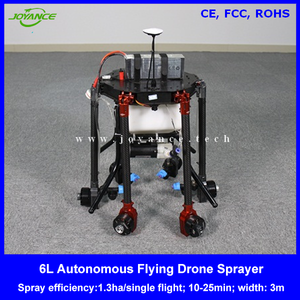 uav type sprayer drone agriculture with propeller, motor, gps, battery,  charger