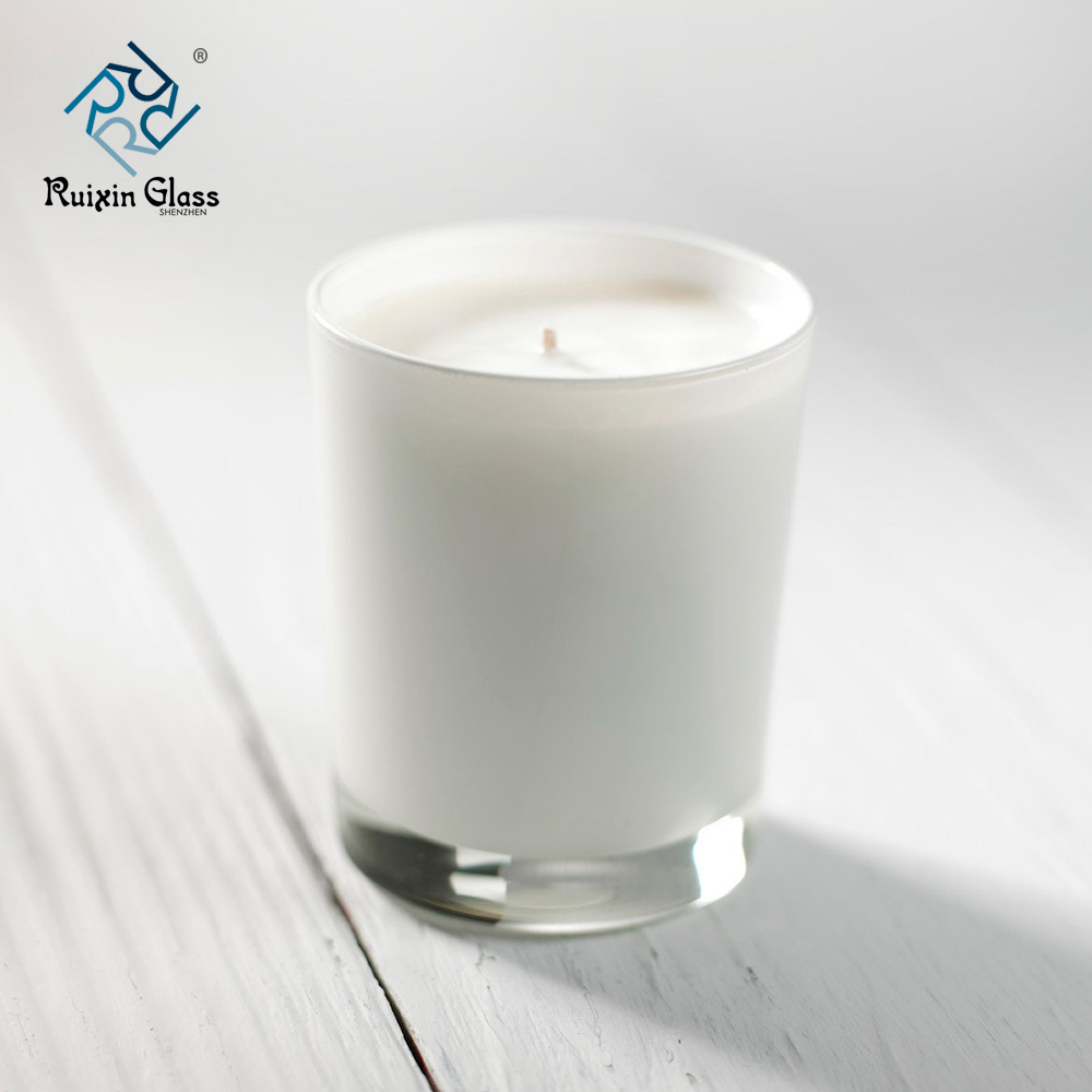 China Factory Wholesale Plating glass candle holder, Glass candlestick, Candle jar/container for wedding
