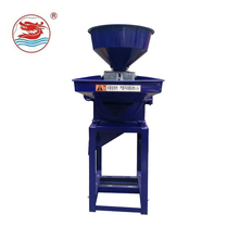 WANMA1557 Multifuctional Maize Milling Machines For Sale