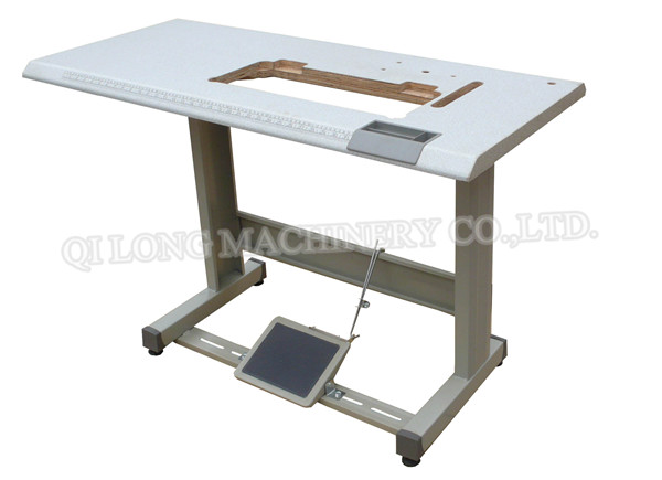 Table And Stand For Industrial Sewing Machine Adjustment Type Buy Impressive Industrial Sewing Machine Tables