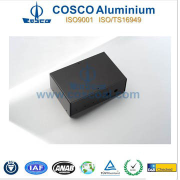 Aluminum Extrusion Enclosure Electronics