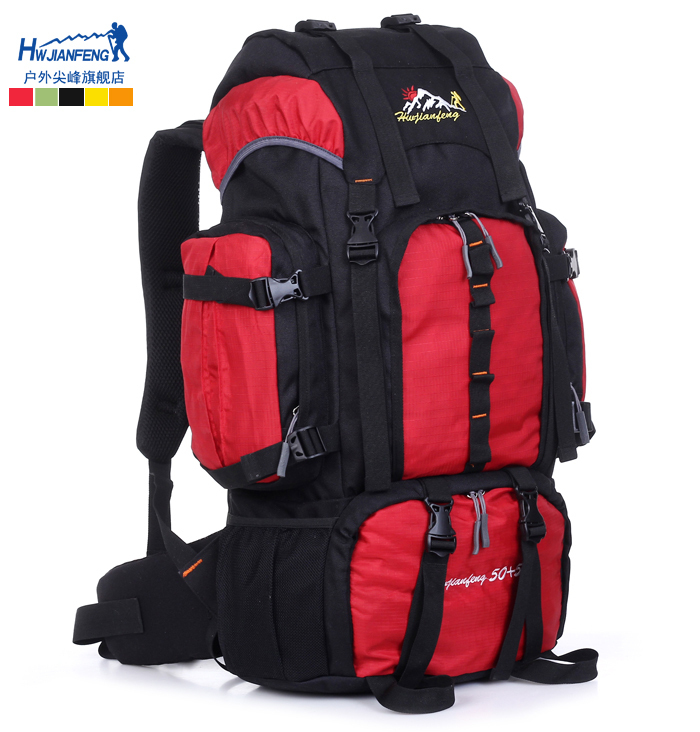 Buy Outdoor spikeing 55l mountaineering bag outdoor backpack ...