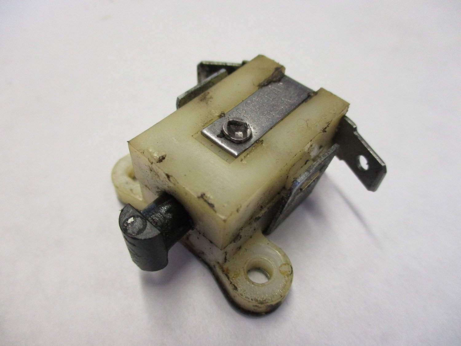 0386056 Evinrude Johnson Outboard Neutral Safety Switch & Brackt 20-65 Hp 1973-2005 386056