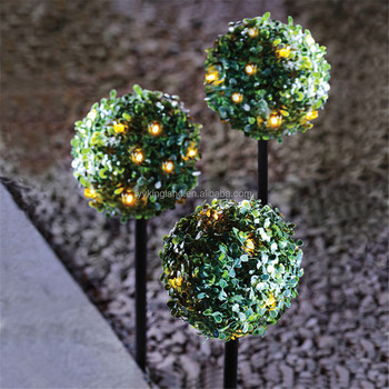 solar garden lights decoration baytree solar led lights for christmas solar bush lamp solar garden lamp - Christmas Solar Pathway Lights