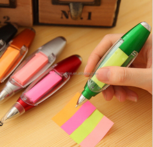Hot Sale Funny Ballpen with Note paper inside