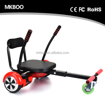 Two Wheel Smart Balance Scooter Hoverboard Go Cart, Cheap Go Kart Frames  Top Sale