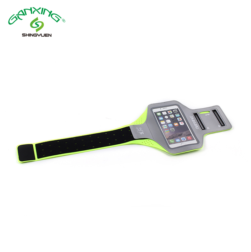 High Quality Running Sports Mobile Phone Protection Waterproof Armband