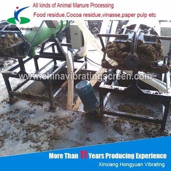 Small Auger Press Animal Dung Dewatering Fertilizer Screw Press For Sale -  Buy Small Screw Press For Sale,Auger Press,Dung Dewatering Auger Press