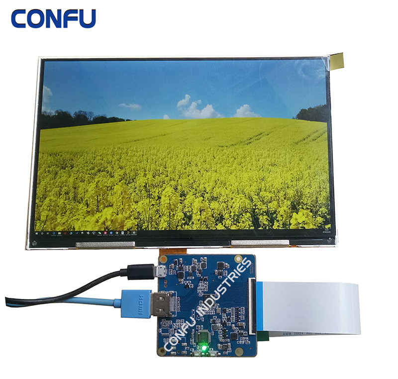 Confu Hdmi To Mipi Dsi Driver Board Controller Jdi Tftmd089030 8 9 Inch 2k  2560*1600 Tft Lcd Display For 3d Printer Vr Hmd Ar - Buy Hdmi To Mipi Dsi