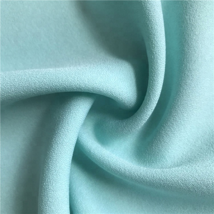 Moss Crepe High Twist Woven Poly Dress Fabric Material FREE P/&P