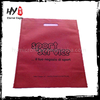 Fashion design needle puched non-woven shopping tote bags