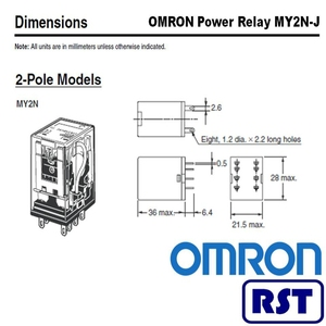Omron Relay Wiring Diagram - Catalogue of Schemas on
