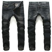 2019 new straight pants men jeans latest jeans model men
