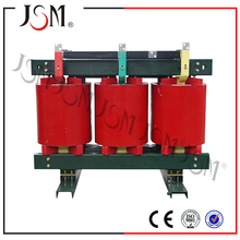 JSM good qualit 2000kva low loss dry type power transformer from China