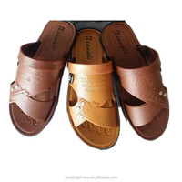 Low Price Summer Mens Beach Sandals Shoes Stock Lots Factory Shoes