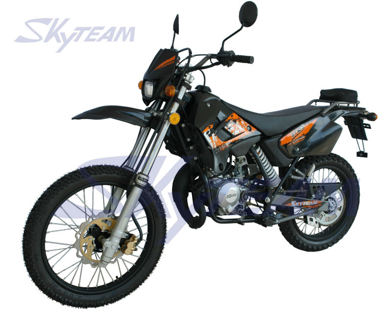 skyteam 50ccm 2 takt enduro enduro motorrad ewg zulassung. Black Bedroom Furniture Sets. Home Design Ideas