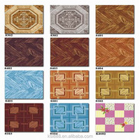 Classic Print Design Vinyl Sheet Flooring Manufacturer In China ...