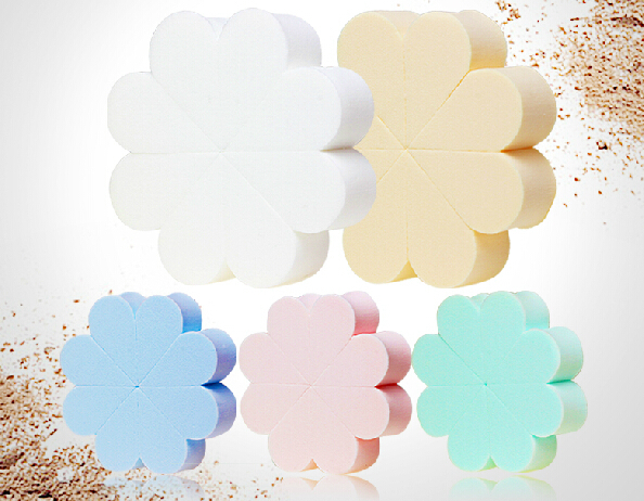 Beauty Hydrophilic latex free sponge makeup puff manufacture sells