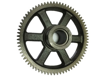 High Precision Helical Cylindrical Spur Gear