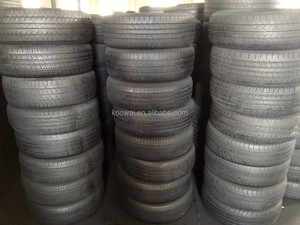 used passenger car tyres used japan tyres 13- 21 inch from china and Germany