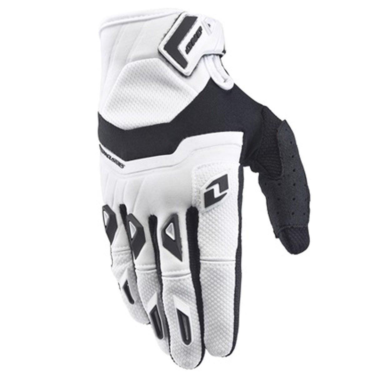 White//Black, XX-Large One Industries Gamma Jockey Jersey